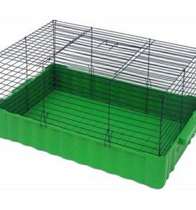 Клетка для кролика большая