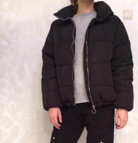 Куртка осень-зима pull&bear