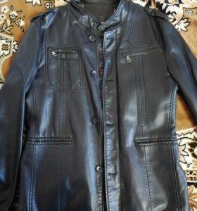 мужская куртка в хорошем состоянии