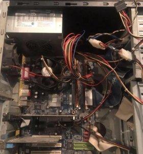 Компьютеры под восстановление или на запчасти