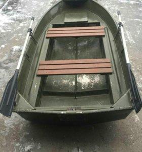 Лодка гребная Ёрш