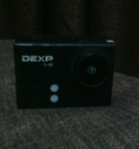 Экшен камера DEXP S-40
