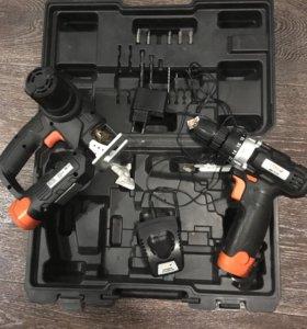 Набор аккумуляторного инструмента спец бнл-12-ли