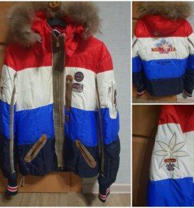Куртка фирмы Bogner