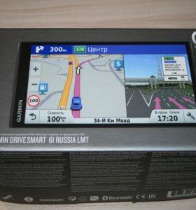 Навигатор Garmin drive 61 Russia LMT