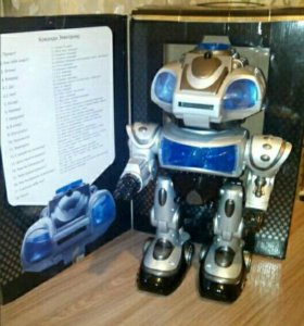 Интерактивный робот Электрон