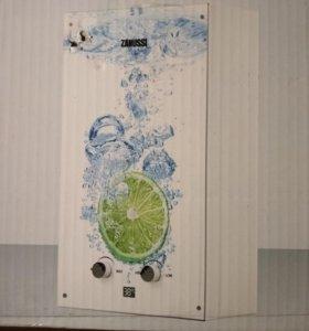 НОВЫЙ. Газовый проточный водонагреватель.