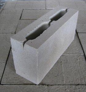 Перегородочные Блоки 120x188x390мм