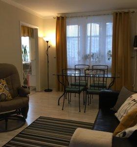 Квартира, 3 комнаты, 81.3 м²