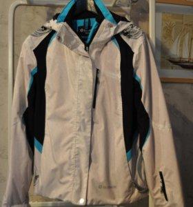 Женская куртка зимняя Glissage размер 50