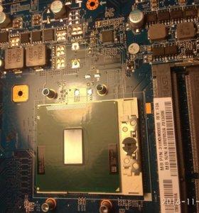 Процессор intel core i5-3210m.