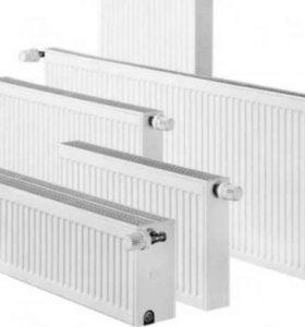Панельные радиаторы стальные
