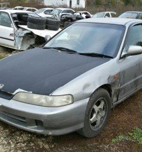Запчасти Хонда Интегра DB6 1998-2000г./разбор