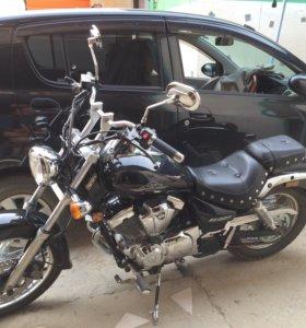 Мотоцикл новый 250 куб