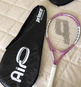 Ракетка для большого тенниса для девочки
