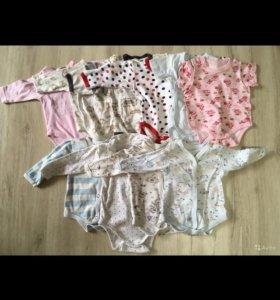 Детская одежда от 0 до 3 лет (мальчик и девочка)