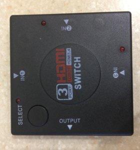 HDMI switch