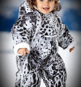 Комбинезон зимний Pilguni пантера
