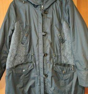 Куртка женская 64-66 р