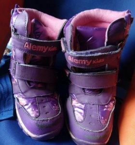 Зимние ботинки 32 р