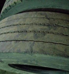 Шина рулевая Tyrex 295 80 R 22,5 Б/У