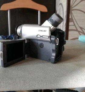 Видеокамера Sony miniDV