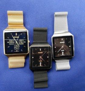 Стильные часы Rado Magic на магнитной застежке