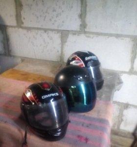 шлем для мотоцикла скутера мопеда