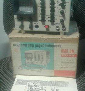 Осциллограф ОМЛ -3М.
