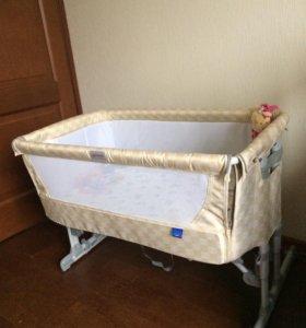 Кроватка люлька Zibos