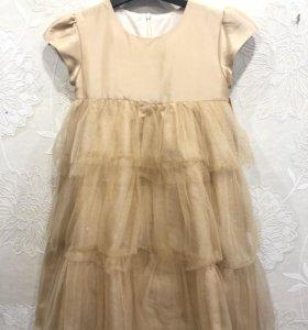 Платье на девочку р. 110-116