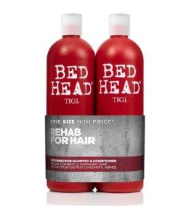 Tigi Bed Head Resurrection шампунь кондиционер 750
