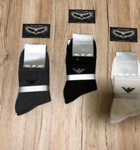 Мужские носки Armani, Calvin Klein, Tommy Hilfiger