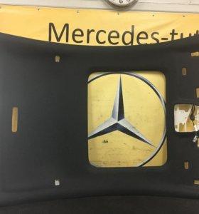 Обшивка потолка Mercedes W238 C238 A2386904502