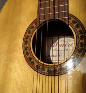 Испанская гитара Almires 4a