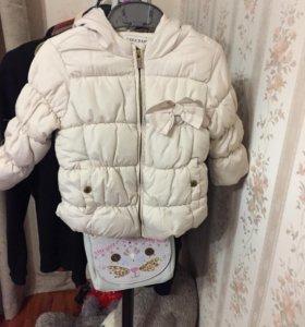 Куртка осень-весна Zara