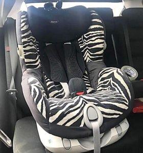 Автомобильное кресло  Romer Trifix Zebra