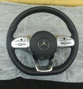 Руль Mercedes C238 E klasse Coupe