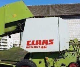 Пресс-подборщик рулонный Claas 46