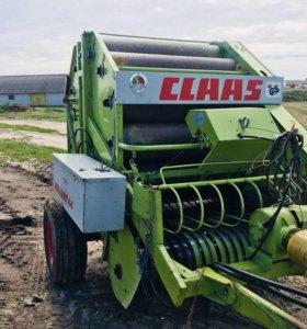 Пресс-подборщик рулоный Claas Rollant 44