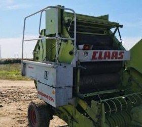 Пресс-подборщик Claas Rollant 62 сетка/шпагат