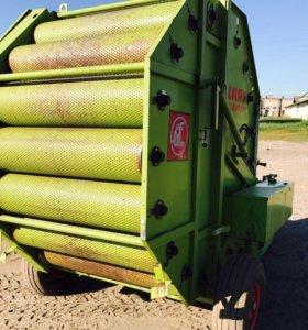 Пресс подборщик рулонный Claas Rollant 62