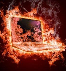 Избавят Ваш ноутбук от перегрева