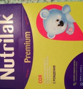 Смесь Nutrilak Premium соя