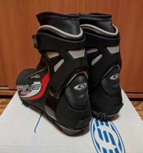 Ботинки лыжные Spine Polaris, skate, SNS, 43р