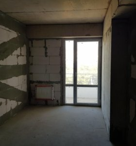 Металлопластиковый дверной блок