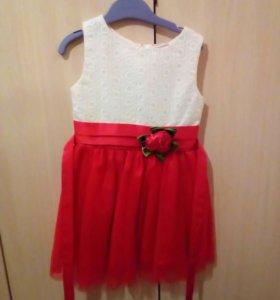 Платье на девочку,реальному покупателю 500р