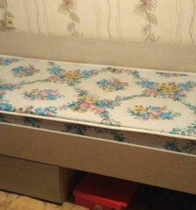 Кровать + письменный стол