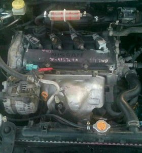 Двигатель qr20 (ниссан)