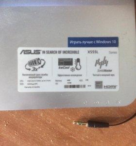 Asus X555L intel core i5-5200U
